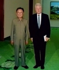 Jong-Il and Bill